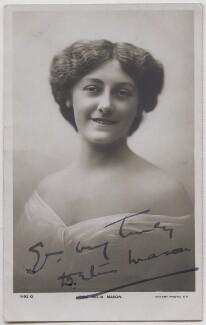 Delia Mason, published by Rotary Photographic Co Ltd - NPG x21230