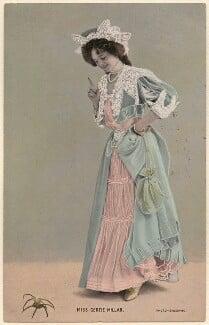 Gertie Millar, by Bassano Ltd, 1905 - NPG x21341 - © National Portrait Gallery, London