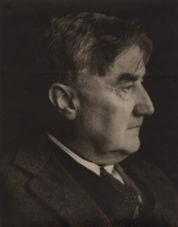 Ralph Vaughan Williams, by Howard Coster - NPG x2143