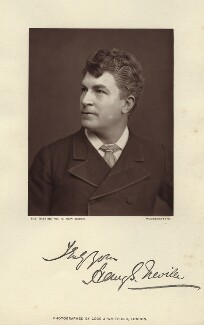 (Thomas) Henry Gartside Neville, by Lock & Whitfield, published 1 August 1879 - NPG x21486 - © National Portrait Gallery, London