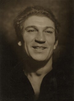 Victor Andrew de Bier McLaglen, by Henry Waxman, circa 1924 - NPG x21559 - © reserved; National Portrait Gallery, London