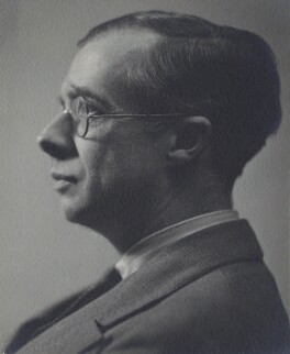 Sir Julian Huxley, by Howard Coster - NPG x2162