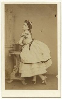 Miss Osmond, by Alexander Bassano - NPG x21687