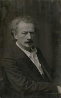 Ignace Jan Paderewski, by London Stereoscopic & Photographic Company - NPG x21700
