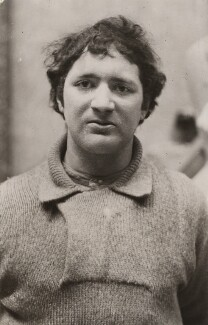 Jacob Epstein, by Barratt's Photo Press Ltd - NPG x21741