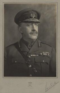 Sir John Ponsonby, by Carl Vandyk - NPG x21780