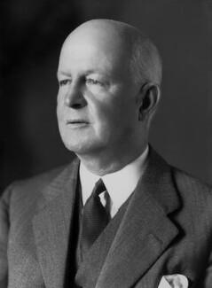 Sir Pelham Francis Warner, by Bassano Ltd - NPG x21818