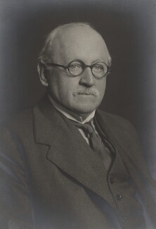 Sir Edwin Lutyens, by Walter Stoneman - NPG x21926