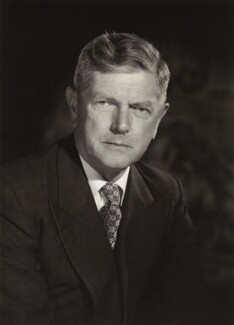 Sir (Frank) MacFarlane Burnet, by Walter Bird - NPG x21933