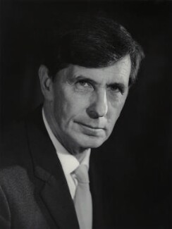 Sir Michael Kemp Tippett, by Walter Bird - NPG x21954