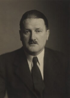 Sir Ronald Syme, by Walter Stoneman - NPG x21959