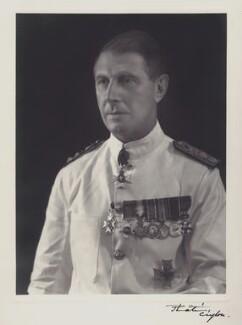 Sir Alexander Robert Maule Ramsay, by Plâté Ltd - NPG x21982