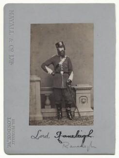Thomas Heron Jones, 7th Viscount Ranelagh, by John Jabez Edwin Mayall - NPG x21989