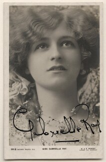 Gabrielle Ray, by W. & D. Downey, published by  Rotary Photographic Co Ltd - NPG x22000