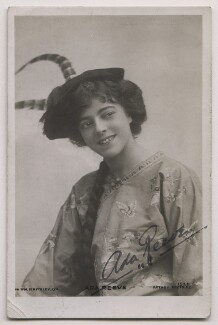 Ada Reeve, by William Whiteley Ltd, published by  Rotary Photographic Co Ltd - NPG x22008