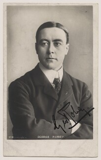 George Robey, published by Rotary Photographic Co Ltd - NPG x22072