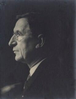 Eamon De Valera, by Howard Coster - NPG x2208