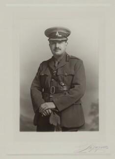 Lionel Walter Rothschild, 2nd Baron Rothschild, by Lafayette - NPG x22101