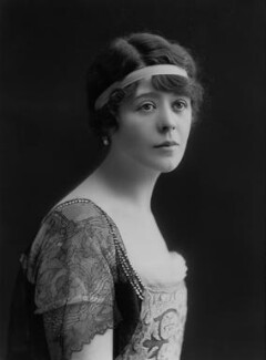 Camille Clifford (Camilla Antoinette Clifford), by Bassano Ltd, 22 May 1916 - NPG x22151 - © National Portrait Gallery, London