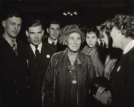 Margery Fry and others, by Henry Grant, 1956 - NPG x22198 - © reserved; collection National Portrait Gallery, London