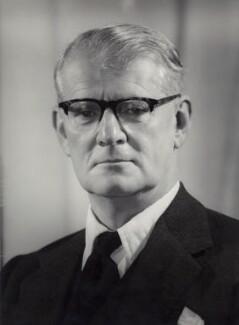 Richard Kidston Law, 1st Baron Coleraine, by Howard Coster - NPG x2220