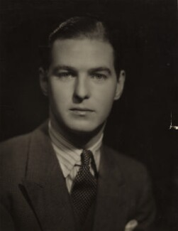 Terence Rattigan, by Catherine Bell, 1937 - NPG  - © reserved; collection National Portrait Gallery, London