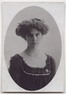 Dorothy Mary Catherine ('Dossie') Parish (née Drew), by Unknown photographer - NPG x22254