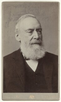 Sir Charles Gavan Duffy, by Elliott & Fry - NPG x22266