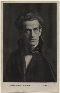 Frank Forbes-Robertson, by Unknown photographer - NPG x22285