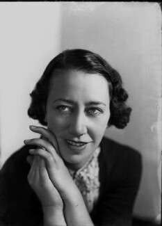 Flora Robson, by Bassano Ltd - NPG x22288