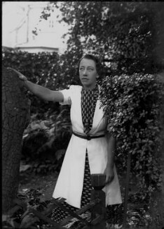Flora Robson, by Bassano Ltd - NPG x22290