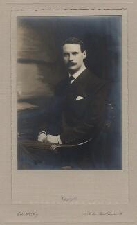 George John Sandys, by Elliott & Fry - NPG x22352