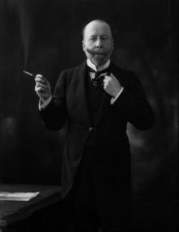 Richard Maximilian Dalberg-Acton, 2nd Baron Acton, by Bassano Ltd, 17 November 1922 - NPG x22379 - © National Portrait Gallery, London