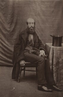 Henry Charles Sirr, by Unknown photographer - NPG x22598