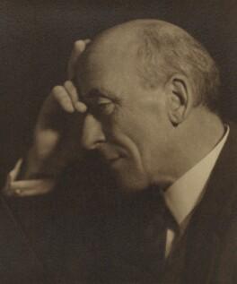 Algernon Henry Blackwood, by Howard Coster - NPG Ax2265