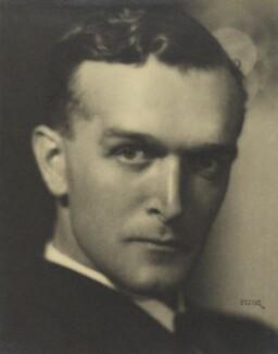 Sir (John) Gilbert Laithwaite, by Howard Coster - NPG Ax2276