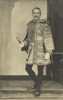 Eric Neville Geijer, by Howard Coster - NPG Ax2281