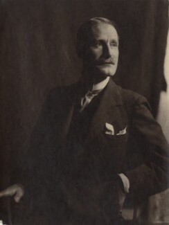 Patrick Bowes-Lyon, 15th Earl of Strathmore and Kinghorne, by Howard Coster, 1931 - NPG x2285 - © National Portrait Gallery, London