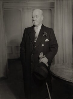 H. Trethowan, by Howard Coster, 1956 - NPG x2326 - © National Portrait Gallery, London