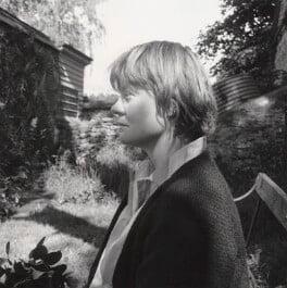 Iris Murdoch, by Janet Stone - NPG x23337