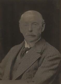 Sir Charles Algernon Parsons, by Walter Stoneman - NPG x23456