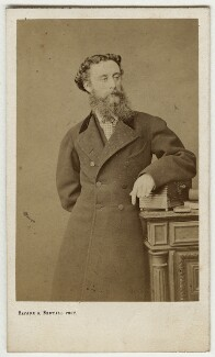 Robert Percy Ffrench, by Bayard & Bertall, 1862 - NPG x23458 - © National Portrait Gallery, London