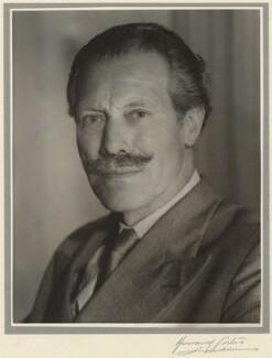 Sir (Robert Eric) Mortimer Wheeler, by Howard Coster - NPG x2366