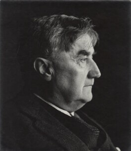 Ralph Vaughan Williams, by Howard Coster - NPG x2377