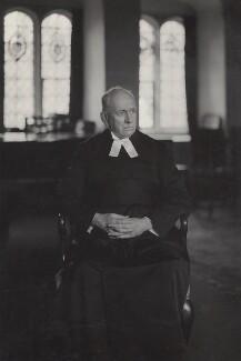 Hugh Richard Heathcote Gascoyne-Cecil, Baron Quickswood, by Howard Coster - NPG x2386