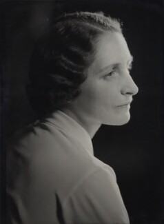Vera Brittain, by Howard Coster, 1936 - NPG x24031 - © National Portrait Gallery, London