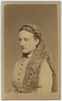 Kate Josephine Bateman, by W. & D. Downey - NPG x241