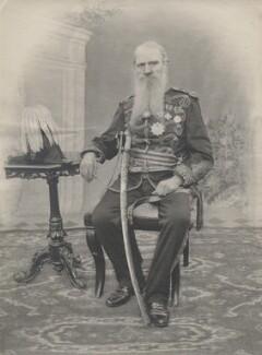 Sir Michael Filose, by R.L. Desai, circa 1910s - NPG x24123 - © National Portrait Gallery, London