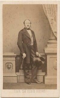 Prince Albert of Saxe-Coburg-Gotha, by John Jabez Edwin Mayall - NPG x24136