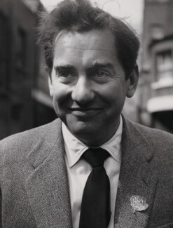 Tony Hancock, by Herbert K. Nolan - NPG x24194